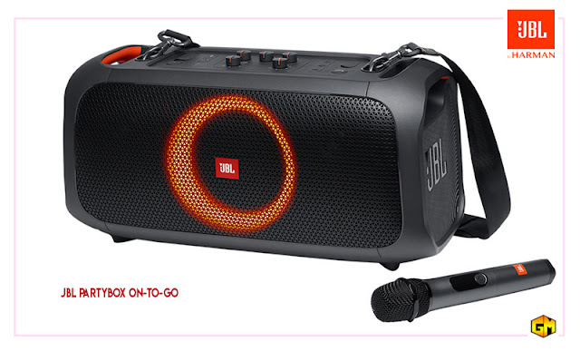 JBL Partybox on-the-go Gizmo Manila