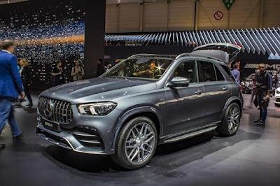 سعر ومواصفات سيارة  مرسيدس بنز 2020 Mercedes-Benz GLE