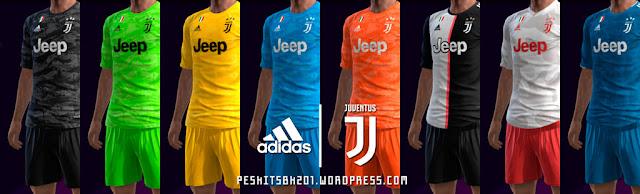 Pes 2013 Kits Juventus Fc Season 2019 2020 Kazemario Evolution