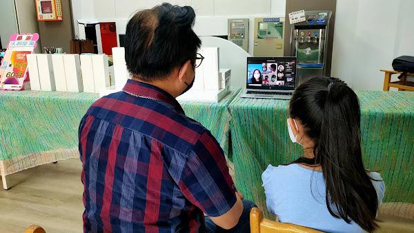 沃旭能源捐贈60台平板電腦 彰化家扶兒求學不斷電