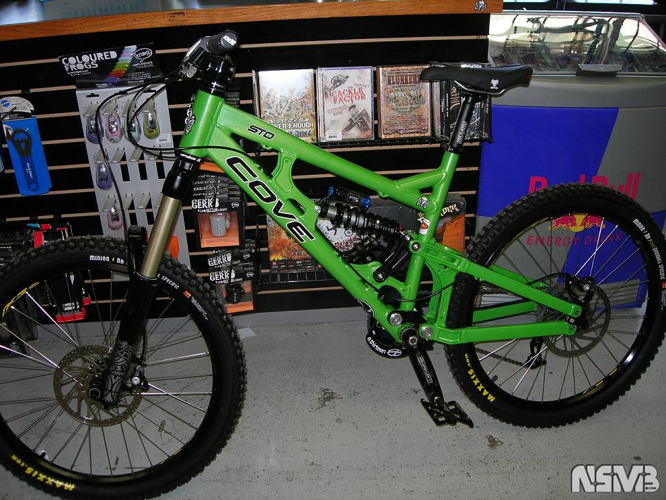 97215202e3e ... bikes I want: the Knolly doesn't exist and the Intense continues to be  a huge gamble on QC and customer service. Would love an STD that fits me  well, ...