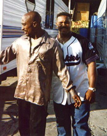 Women in Crime Ink: Bodyguard for Murdered Rap Artist ...  Women in Crime ...