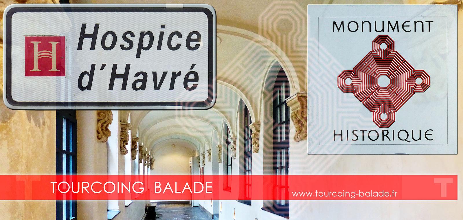 Hospice d'Havré Tourcoing Monument Historique