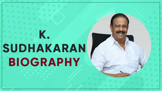 K. Sudhakaran contact number, Caste, Wife, House, Son, Family photos, Biography