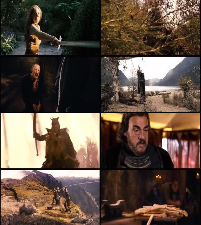 In the Name of the King A Dungeon Siege Tale 2007 Dual Audio BRRip 480p