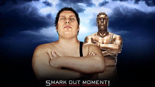 WWE WrestleMania XXXII Andre the Giant Memorial Battle Royal