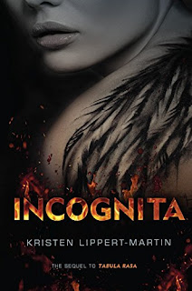 Incognita by Kristen Lippert-Martin book cover