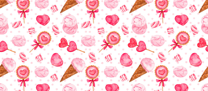 Sweet Treats Facebook Cover