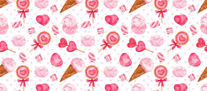 Sweet Treats Facebook Cover