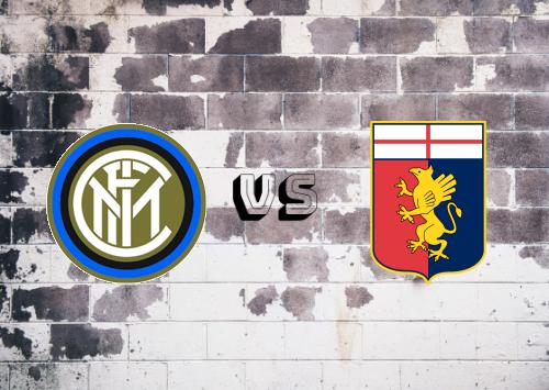 Internazionale vs Genoa  Resumen y Partido Completo