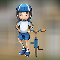 Play Avmgames Cycling Girl Esc…