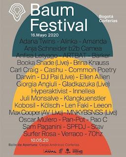 BAUM Festival Bogotá 2020
