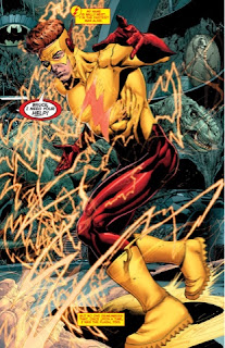The Return Of Wally West - DC Universe Rebirth