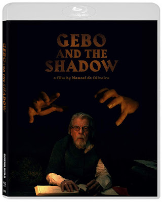 Gebo And The Shadow Bluray