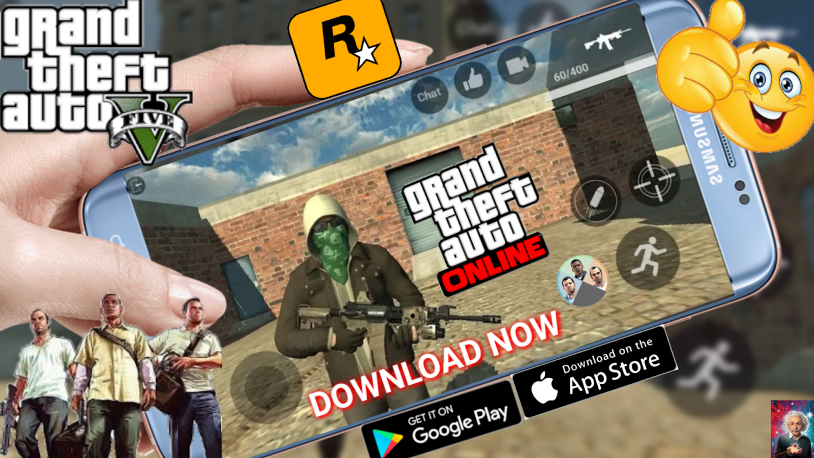 Gta 5 apk for android online | Download GTA 5 APK For Android  2019