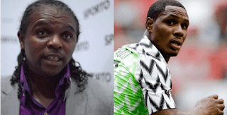 Super Eagles legend, Kanu Nwankwo urges Ighalo to return to national team