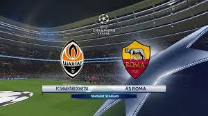 اون لاين مشاهدة مباراة روما وشاختار دونيتسك بث مباشر 21-2-2018 دوري ابطال اوروبا اليوم بدون تقطيع