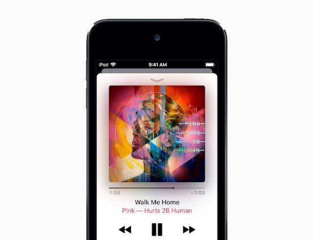Novos iPods. Novos iPods.