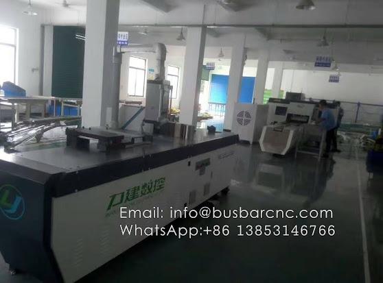 busbar fabrication machine