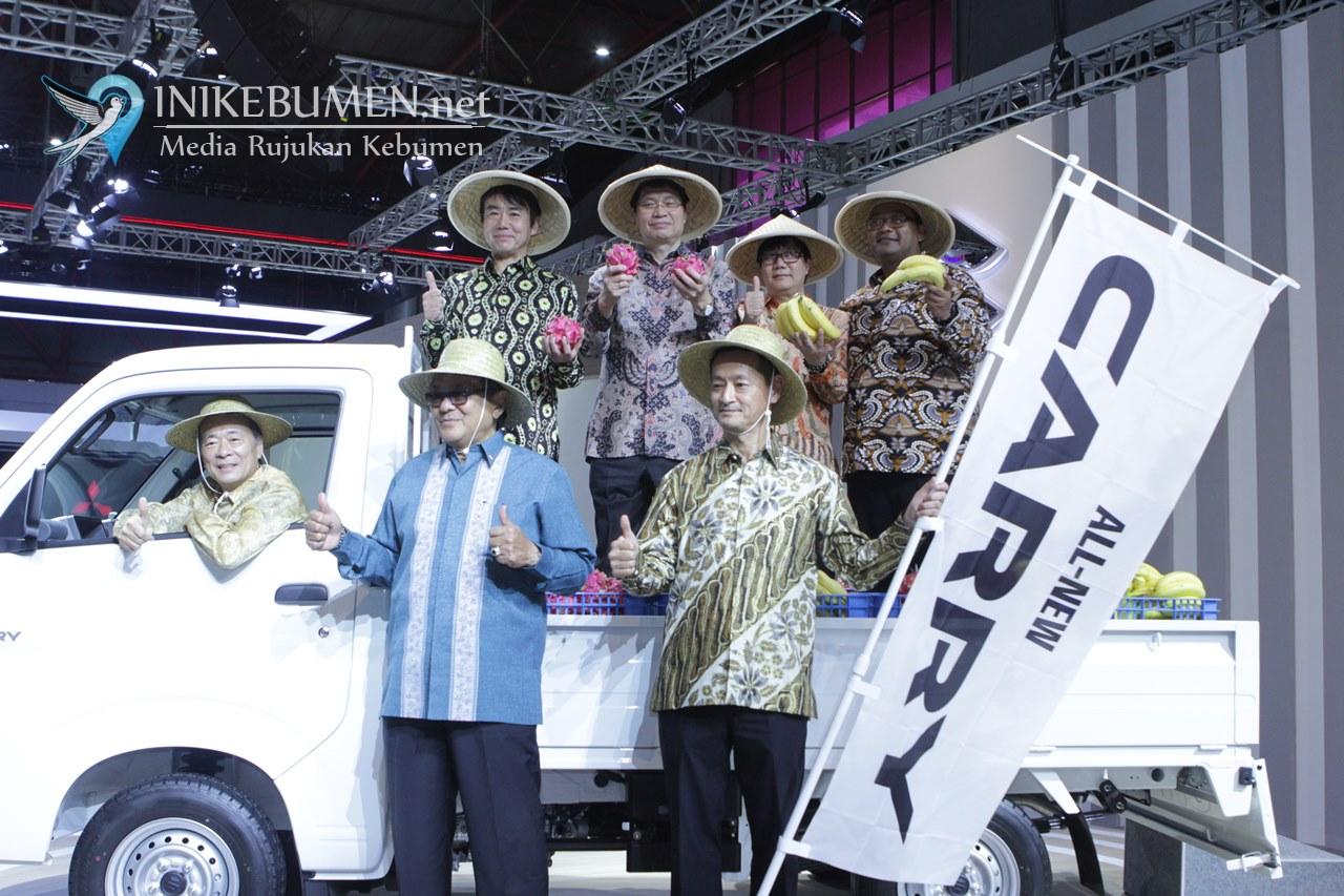 Torehkan Penjualan Positif di Awal Tahun, Suzuki Carry Pick Up Masih Menjadi Rajanya Pick Up