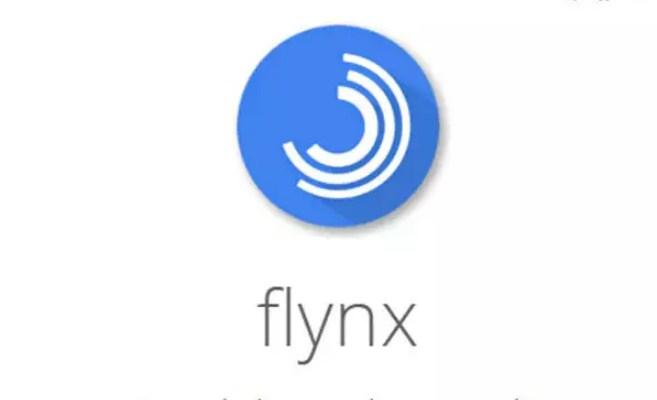 Aplikasi Browser Android Tercepat - Flynx