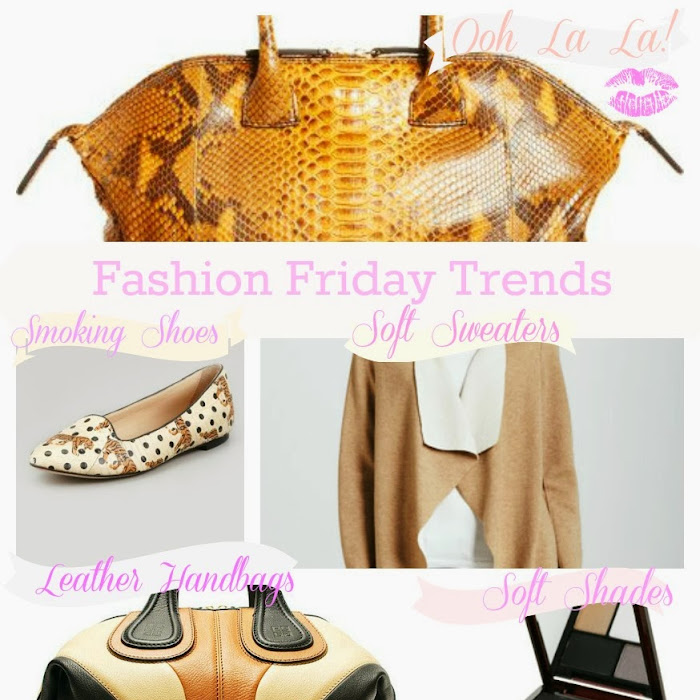 Fashion Friday -Fall and Holiday Trends