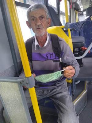 Após diversas buscas, idoso continua sem encontrar a família em Registro-SP
