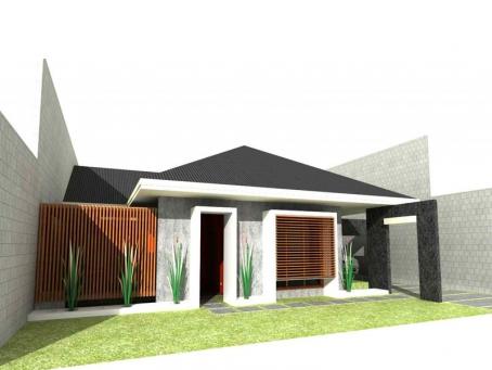 Ilustrasi Rumah Minimalis