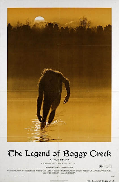 Every 70s Movie The Legend Of Boggy Creek 1972 Amp Return