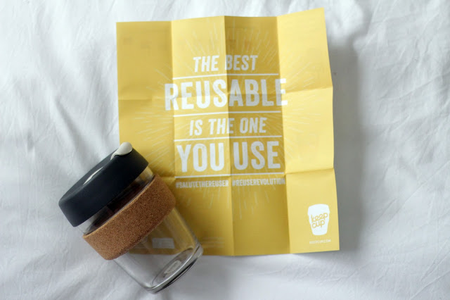KeepCup reusable sustainable coffee