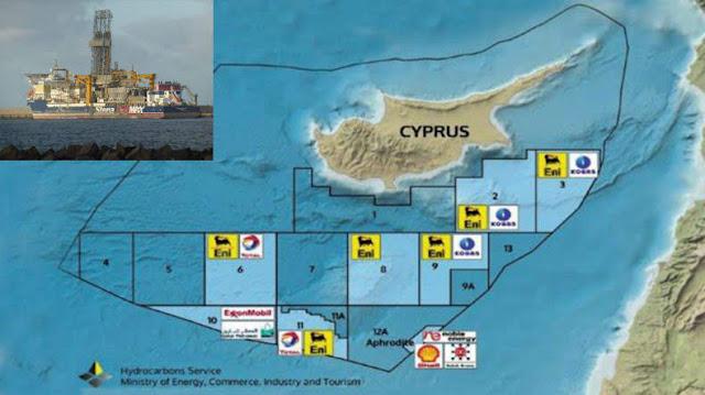 Estados Unidos insta a Turquía a que no perfore en Chipre