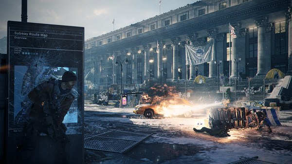 Tom Clancy's The Division Crack Free Download