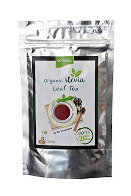 Organic Stevia Leaf Tea 30-Teabags