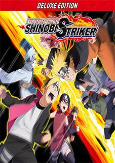 Naruto to Boruto Shinobi Striker Deluxe Edition Torrent (PC)