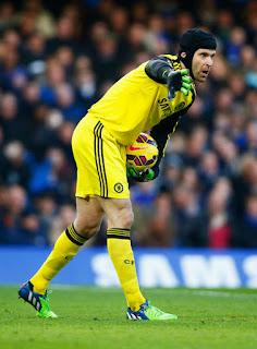 Petr Cech 2015