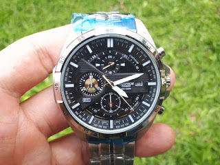 Casio Edifice EFR-556 DY Original Stainless Steel