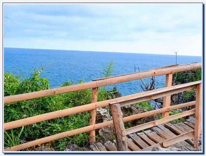 Jembatan Cinta Pantai Gesing