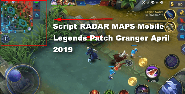 Script Radar Map Hack Mobile Legends Patch Granger