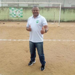 Itiruçuense será o arbitro na final de campeonato em Feira de Santana
