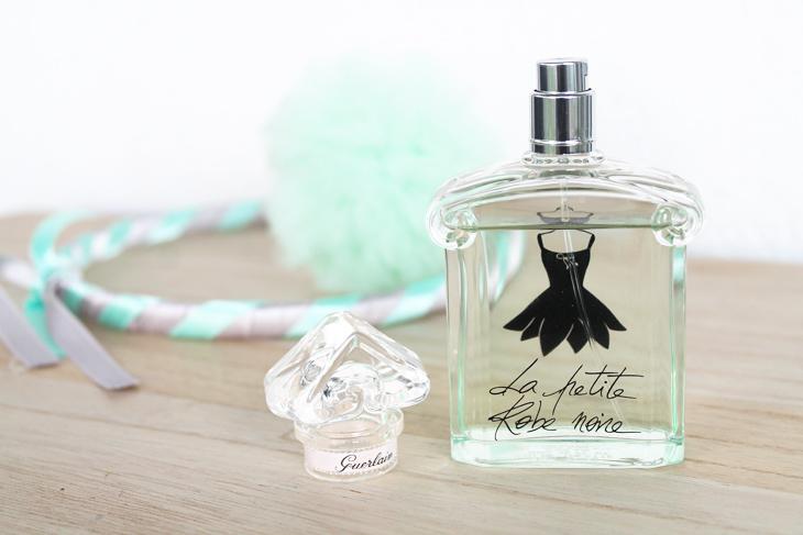 Parfum la petite robe noire petale