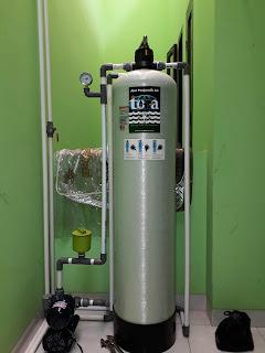 filter air sumur rumah tangga depok
