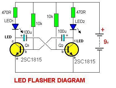 4 Prong Relay Wiring Diagram Electronic Circuit Flip Flop Circuit