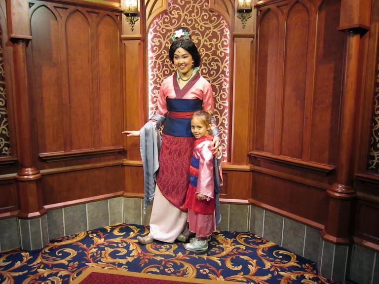 Mary Made It: Mulan's Matchmaker Hanfu
