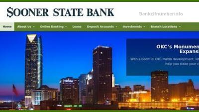 login to Sooner State Bank Online Banking