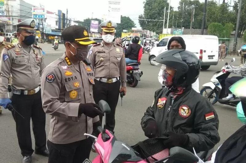 Kota Tangerang Akan Cegat Pemudik di Dua Posko ini