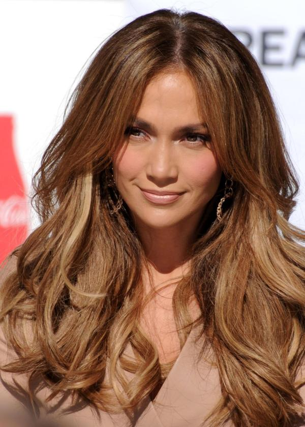 11 hottest brown hair with caramel highlights 05