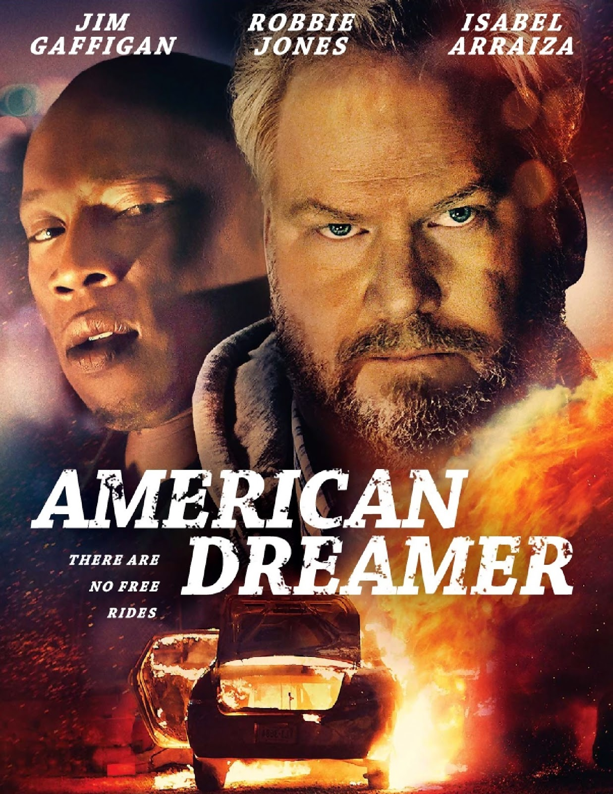 American Dreamer [2018] [DVDR] [NTSC] [Subtitulado]