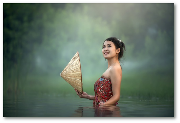 Asia Style: dieta asiatica, secretele frumusetii asiatice
