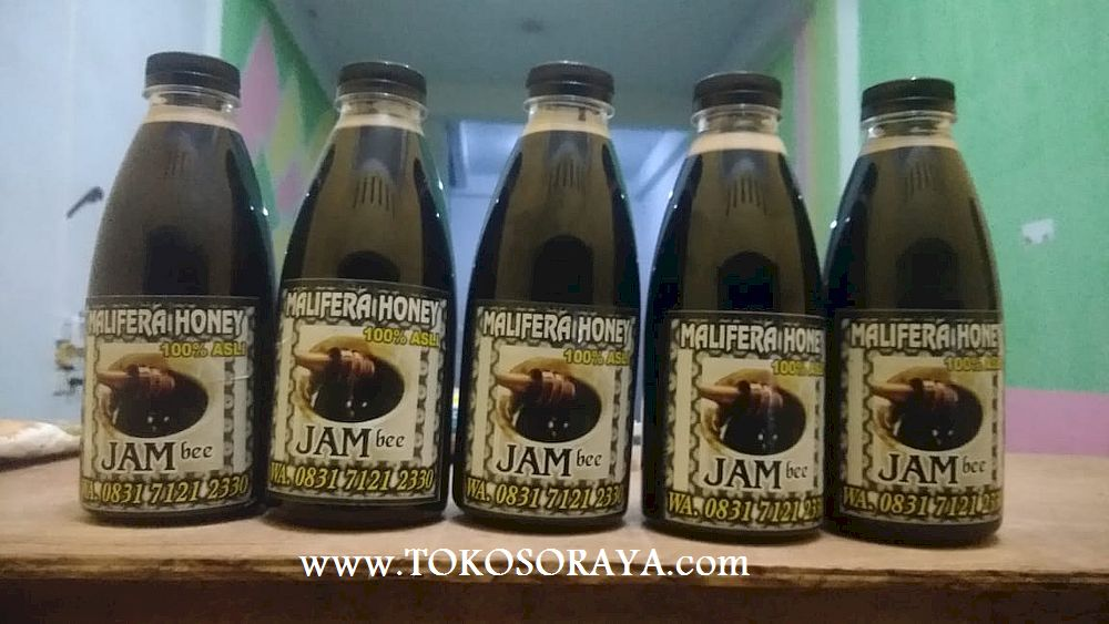 photo produk madu malifera honey 100% Asli madu murni