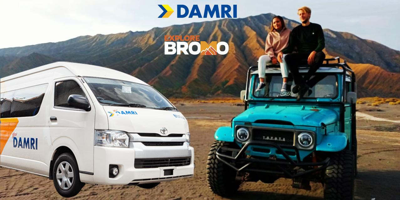 sewa jeep bromo untuk spot panorama atau spot sunrise gunung bromo